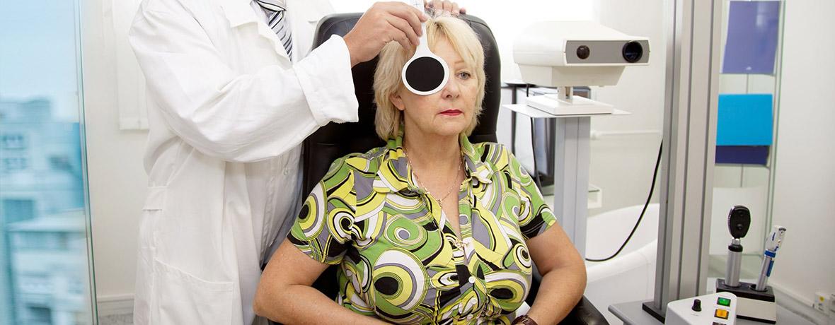 pregled za operaciju mrene