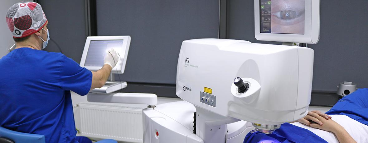 ifs femtosecond laser